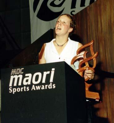 Lydia Lipscombe – Junior Sportswomen of the Year