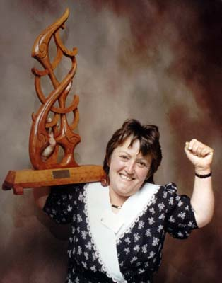 Corrine Rowe – Female Athlete with a Disability