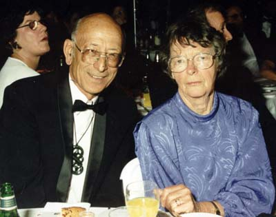 Dr & Mrs Ranginui Walker