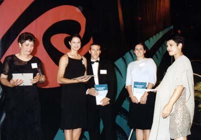 KPMG Scholarship Winners