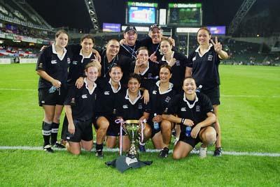 Aotearoa Maori Womens Sevens Team