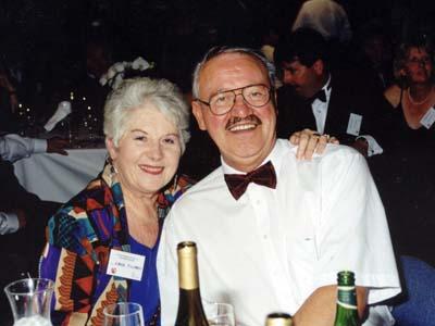 Dame Cath & Joe Hawk