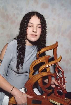 Tia Mataira – Junior Sportswomen of the Year
