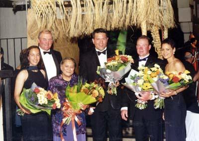 Te Atairangikaahu & recipients