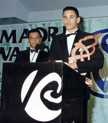 Simon Rupapera – Junior Sportsman of the Year