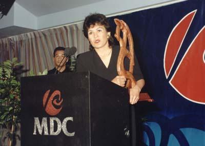Cheryl Te Kani – Sports Administrator of the Year
