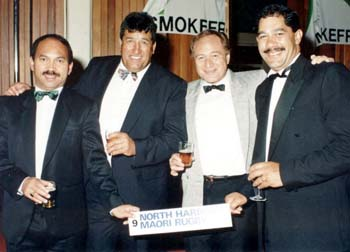 Jerry Norman, Nick Botica, Chas Ferris