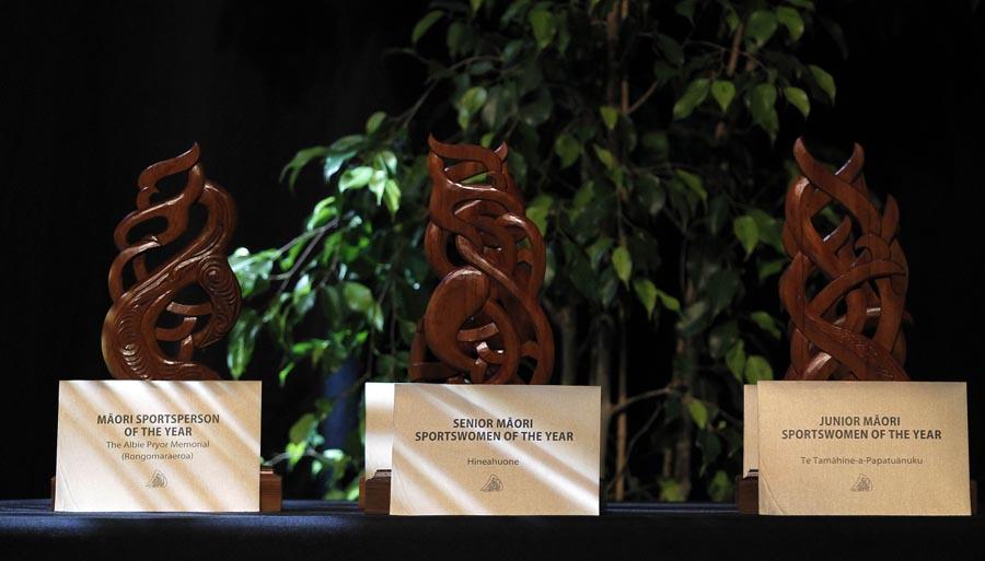 Trillian Trust 20th Maori Sports Awards, Telstra Clear Events Centre, Manukau, Auckland, Saturday 4 December 2010. Photo: Simon Watts/photosport.co.nz