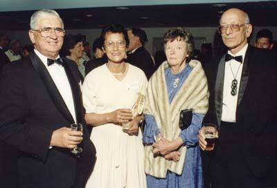 Sir Graham, Dr Ranginui Walker