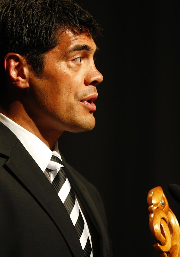 Maori Coach of the Year Stephen Kearney (rugby league). . Trillian Trust Maori Sports Awards, Manukau Events Centre, Auckland. Saturday 5 December 2009. Photo: Simon Watts/PHOTOSPORT
