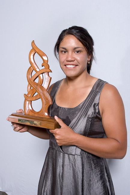 Paparangi Hipango (Junior Maori Sportswoman)