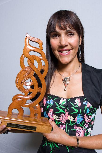 Lisa Tamati (Senior Maori Sportswoman)
