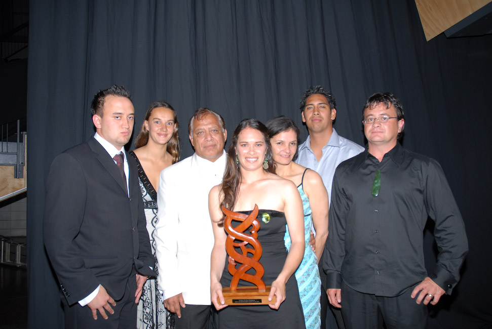 Media Award - Tawharau Sports