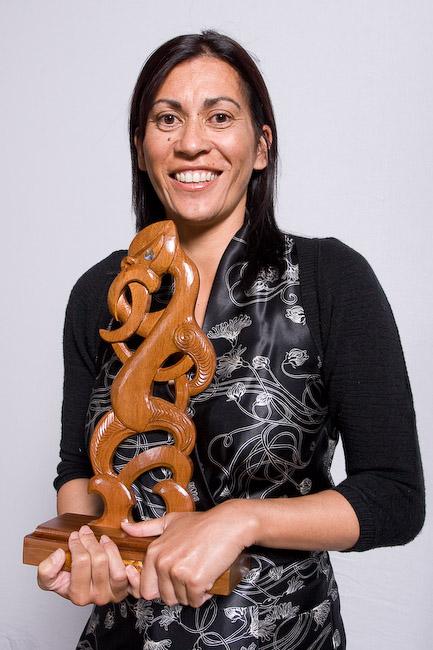 Noeline Taurua-Barnett (Maori Sports Coach)