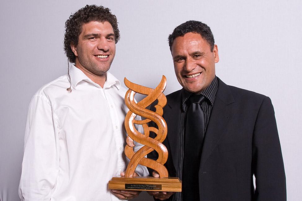 Te Kauhow Wano, Toa TV (Maori Sports Media Award)