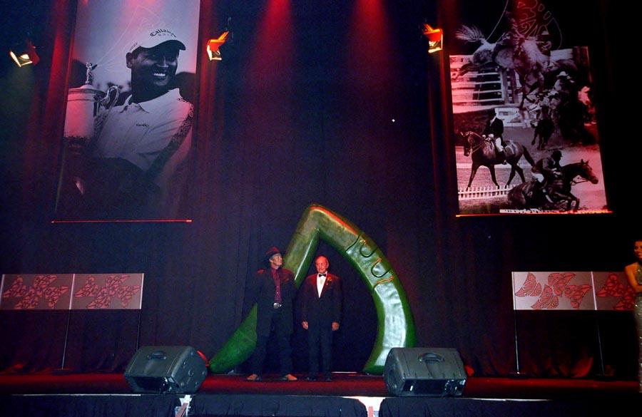 Eric Ropiha & Gary Jackson (on behalf of Mervyn Church)