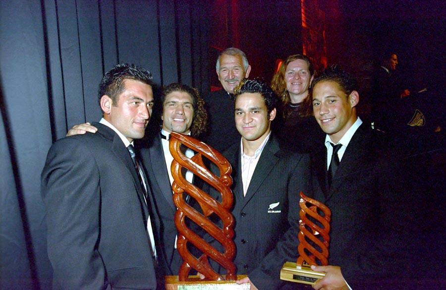 NZ Māori Rugby Team