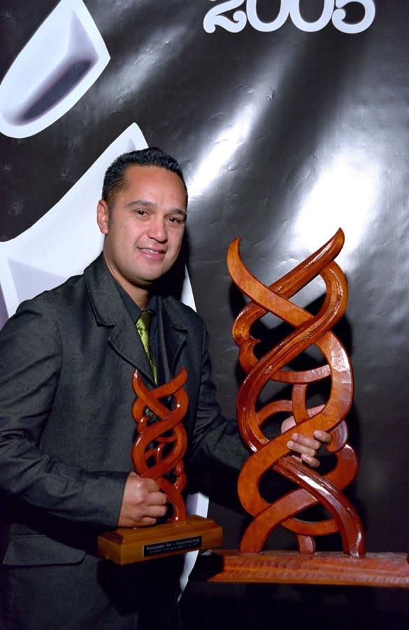 "Potaka Maipi ""Marae"" - Māori Sports Media Award"