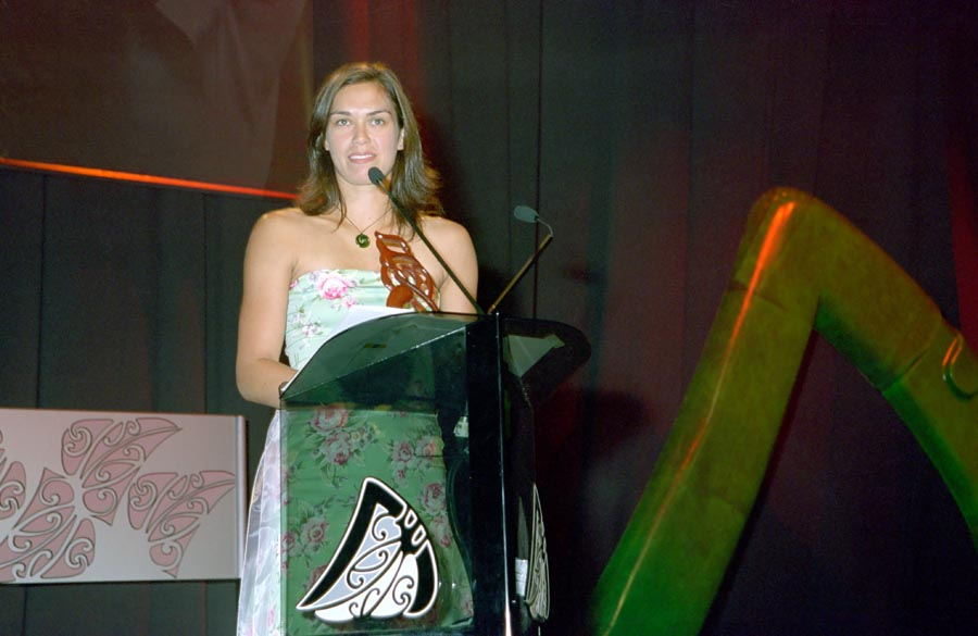 Shelley Kitchen – Senior Māori Sportswoman