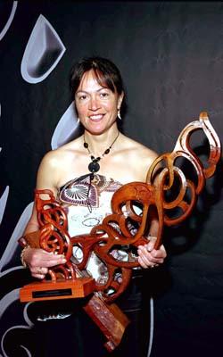 Leanne Walker - Senior Māori Sportswoman of the year